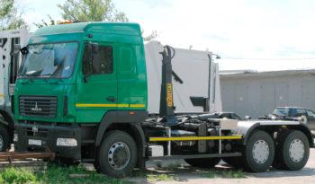 Мультилифт АС-21М4 Hyva full