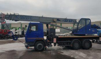 Автокран КС-55727-С-12 full