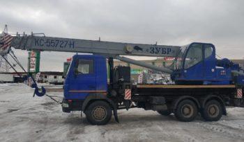 Автокран КС-55727-H-12 full